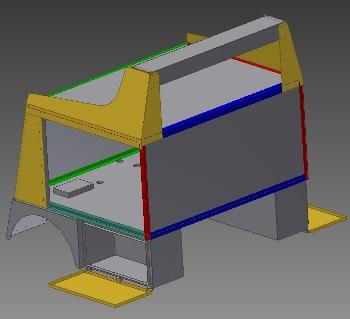 Aufbau 3D KAP